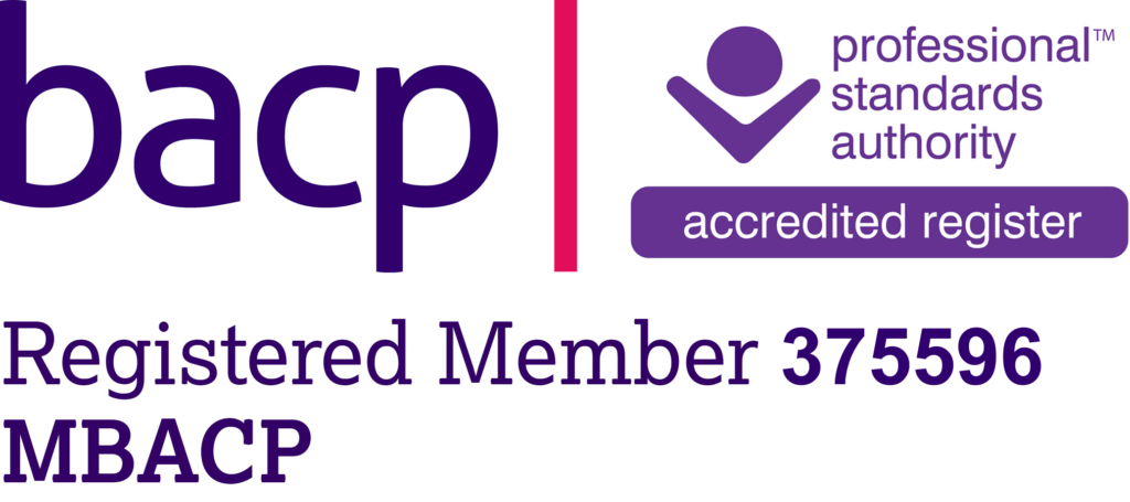 lori white therapy registered member of BACP